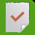 持ち物チェックリスト icon