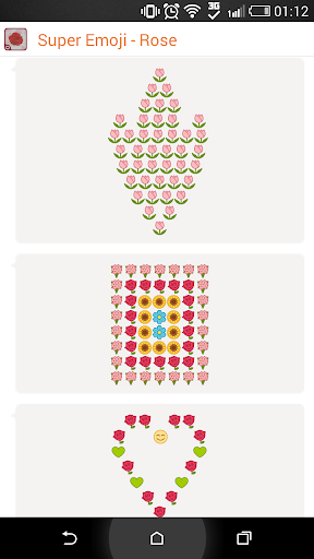 Rose Love Valentine Emoji