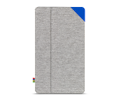 Funda para Nexus 7 (2013) en color gris/azul