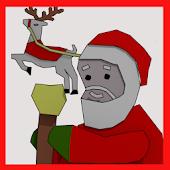 Flappy Santa Claus Christmas