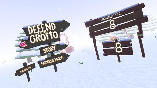 Defend Santa's Grotto VR