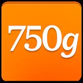 750g - 77 000 recettes