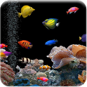 3D Underwater world icon