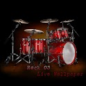 Rock 03 Live Wallpaper icon