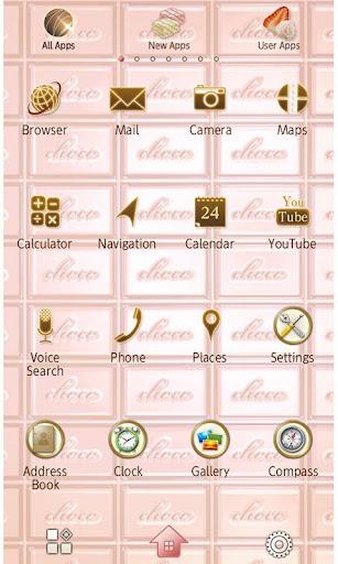 CHOCOLATE BAR -strawberry- 1.3 Windows u7528 2