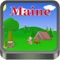 Maine Campgrounds icon