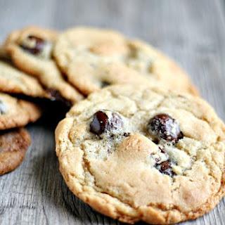 Jacques Torres' Chocolate Chip Cookies {with Tahitan Vanilla Sea Salt Caramels} Recipe