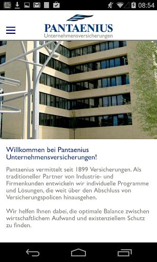 Pantaenius Versicherungsmakler