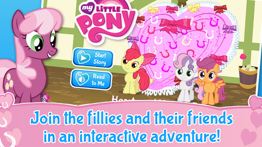 My Little Pony Hearts Hooves