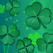 Lucky Shamrocks LWP (Free)