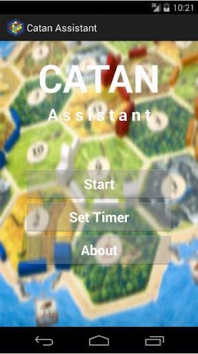 Catan Assistant