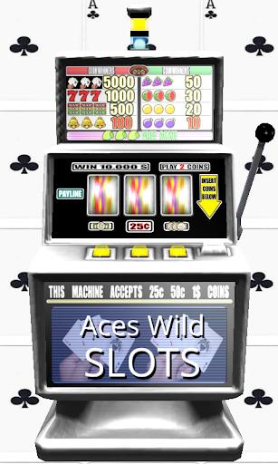 3D Aces Wild Slots - Free
