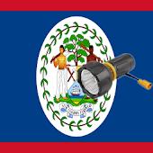 Lantern flash screen Belize