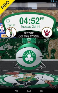 NBA 2015 Live Wallpaper - screenshot thumbnail