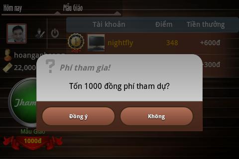 【免費解謎App】Luyen Tu Vung Tieng Anh (Game)-APP點子