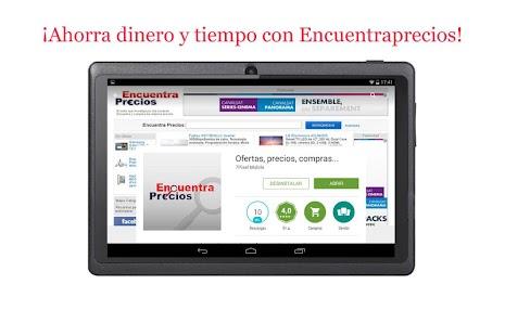 Ofertas, precios, compras...- screenshot thumbnail