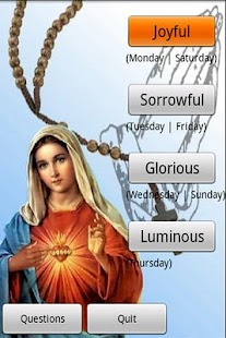 Interactive Rosary- screenshot thumbnail