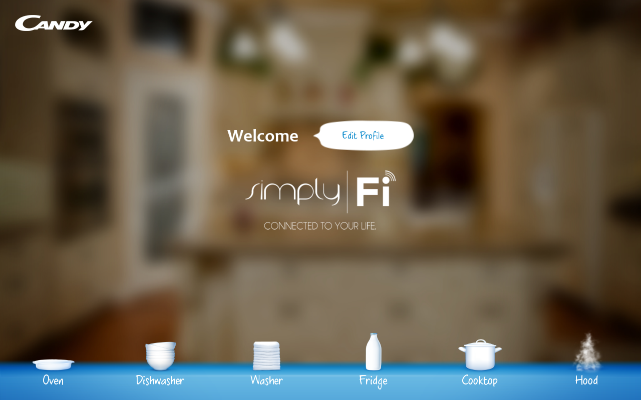 Candy simply-Fi- screenshot
