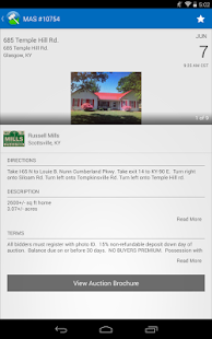 Auctioneer – Live Auctions- screenshot thumbnail