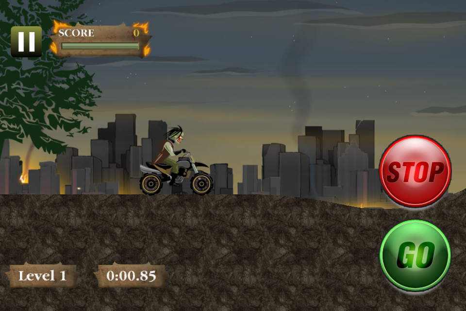 Bike Tricks Game Zombie Rider Stunt Bike