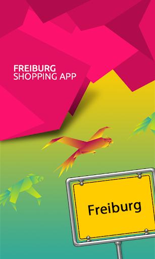 Freiburg Shopping App