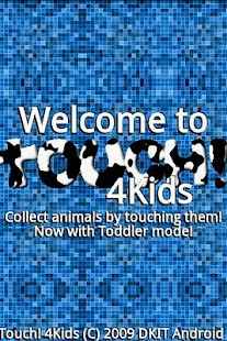 Touch 4 Kids - FREE! - screenshot thumbnail