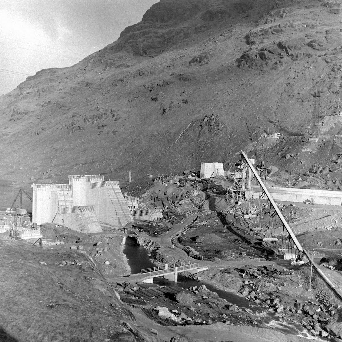 Scottish-Hydro Electric Project