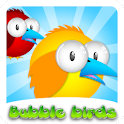 Bubble Birds (bubble shooter) logo