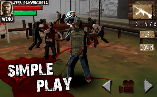 Zalive - Zombie survival- screenshot thumbnail