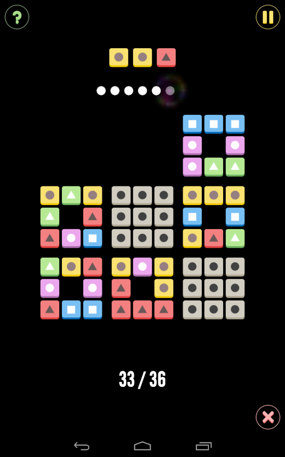 81 Rock n' Roll Puzzle Game- screenshot