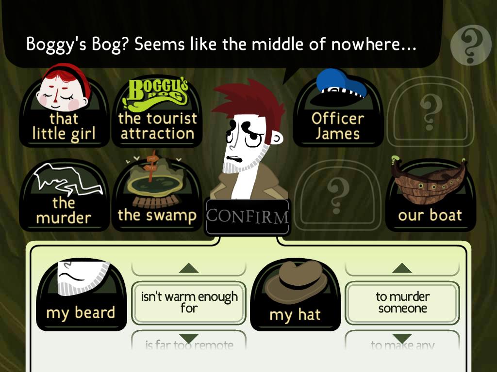Detective Grimoire screenshot #8