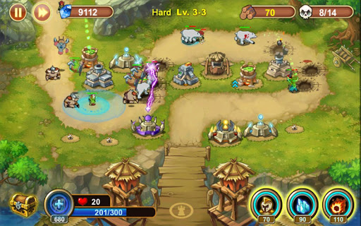 Castle Defense 1.6.3 screenshots 6