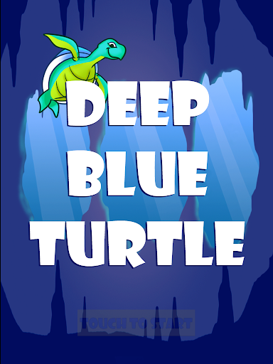 Deep Blue Turtle