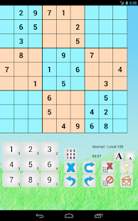 Sudoku Revolution : Hyper, Even Odd, Diagonal- screenshot thumbnail