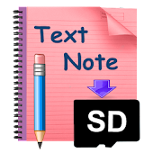 Notes2SD Text Editor