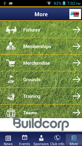【免費運動App】University Of Queensland RFC-APP點子