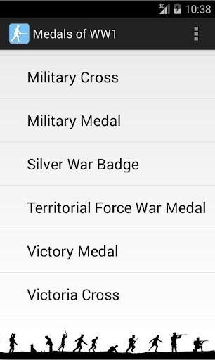 Medals of World War One