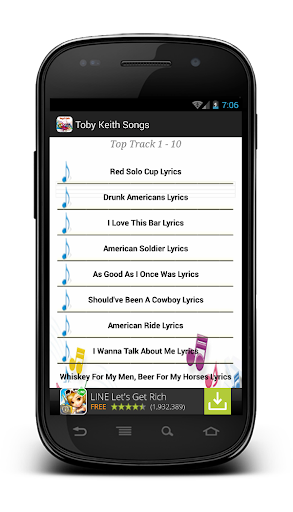 Toby Keith Songs