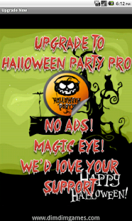 Halloween Party Sound Lite- screenshot thumbnail