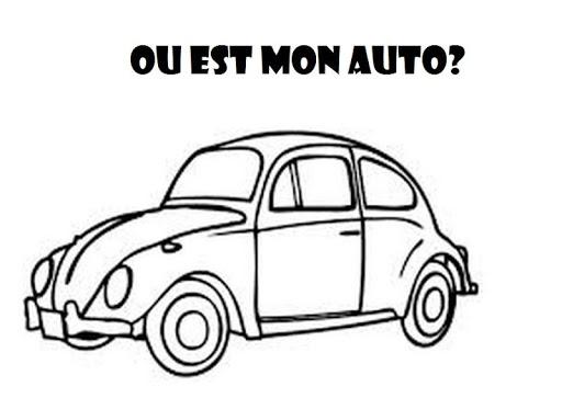 Ou Est Mon Auto