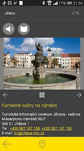 Jihlava - audio tour- screenshot thumbnail