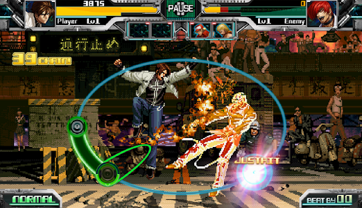 THE RHYTHM OF FIGHTERS v1.0.1