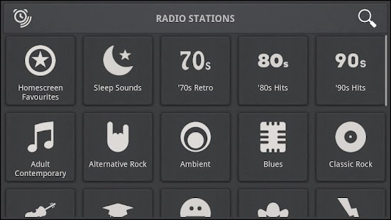 Rise Up! Radio/Alarm Clock- screenshot thumbnail