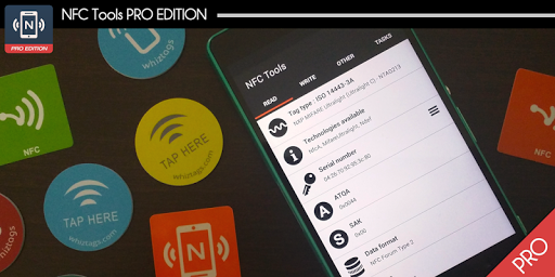 NFC Tools – Pro Edition v3.22