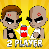 Can Fighters - 2 player games