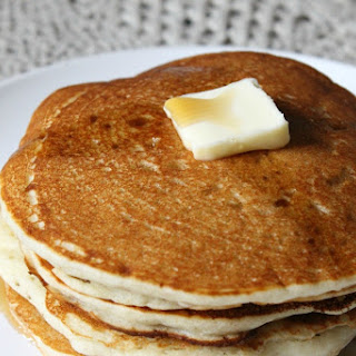 Gluten Free Buttermilk Pancakes Recipe