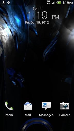 Nirvana Azul HD Skin