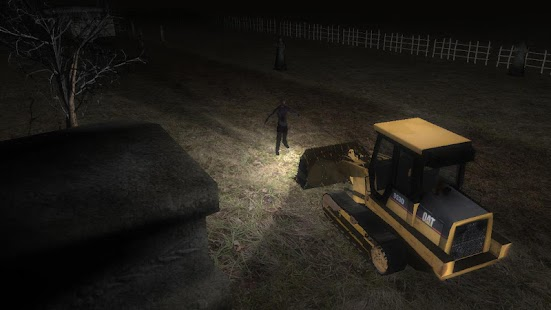 Zombies vs Bulldozer 3D Race