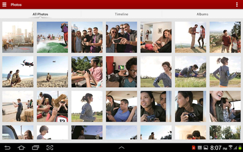 Verizon Cloud for Tablets - screenshot thumbnail