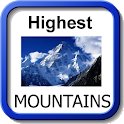 Highest Mountains FREE icon